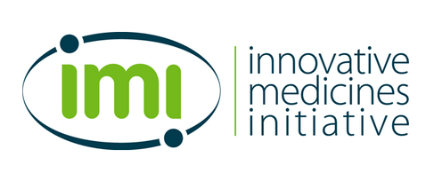 IMI (Innovative Medicines Initiative) logo